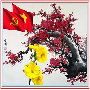 Mừng Xuân , mừng Đảng